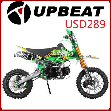 Motocicleta optimista 125cc Bici de la suciedad 125cc Pit Bike Motor Quad