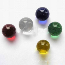 Boule de cristal colorée transparente (JD-SJQ-077)