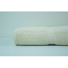 china supplier 600 gram 100% Cotton 4 Piece Bath Towel, beige