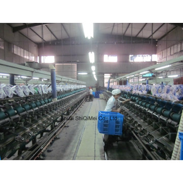 100 % Polyester, Jungfrau, enge Jungfrau, recyceltem Polyester Stapelfaser Garn