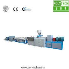 Que hace la máquina/línea de la pipa de PVC/PPR/PE/PMMA