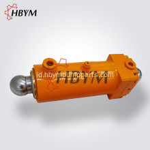Q70-100 Sany Boom Plunger Cylinder Untuk Stationary Pump