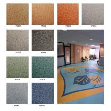 Rodillos de suelo de PVC (uso comercial)