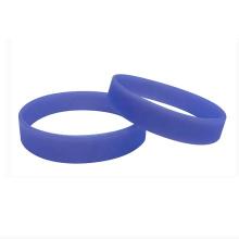 No Minimum Cheap Custom Logo Wristband Silicone Bracelet