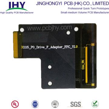 Placa de cabo plano flexível de 5 camadas FPC