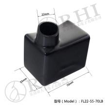La batería del coche de los protectores del terminal de batería de RHI capsula la cubierta de la batería del estirón del terminal de alambre