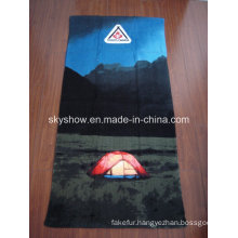 Customed Design Cotton Towel (SST0345)