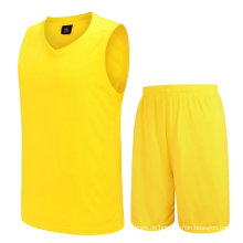 Jersey-Basketball der billigen Preisqualität Basketball-Uniform trockener Sitzmaschen-freier Raum