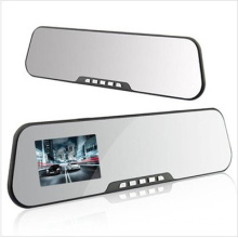4.3 Inch TFT LCD Screen Car Rearview Mirror Shape Driving Recorder