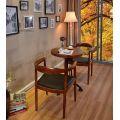 Северные дизайн деревянная мебель твердой древесины обеденный стул