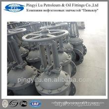 Технические требования к задвижке ствола из углеродистой стали