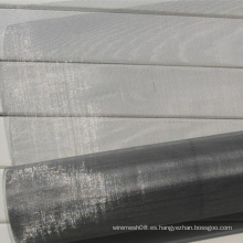 Malla de alambre de acero inoxidable para malla de ventana