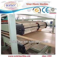 1200m width PVC door panel making machine