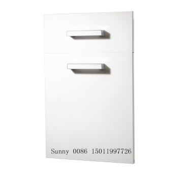 Painted White Lacquer Cabinet Doors for Australa Market (fast delivery)
