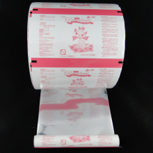 Automatic Packing Plastic Roll Bags for Snack Chocolate Bar Ms-Lp145