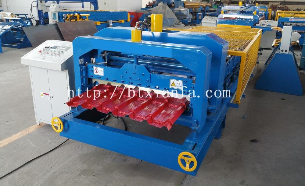 roof iron sheet making machine 2
