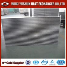 Hot Selling Custom Aluminium plate FinAluminum Radiateur Fournisseurs de noyau