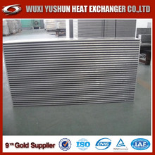 Hot Selling Customized Aluminum plate FinAluminum Radiator Core Suppliers