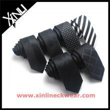 Nouvelle cravate de cravate d'hommes de combinaison