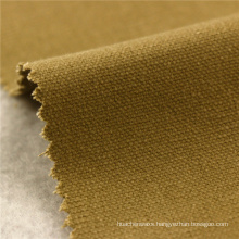 269GSM KHAKI cotton colored paint canvas coated fabric for bags