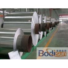 Bobina de aluminio estrecha 1100