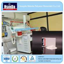 Revestimiento en polvo nano con certificado SGS para equipos médicos antibacterianos
