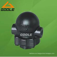 Válvula de vapor de bola flotante (GAFT14)