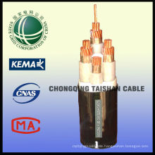 1kV Low Smoke Zero Halogen Stromkabel aus State Grid aus China