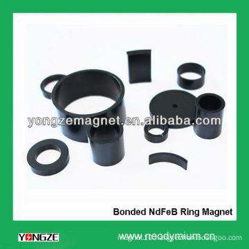 Bonded Neodymium Ring magnets