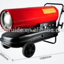 Calentador de ventilador de combustión diesel de aceite térmico industrial (FNF-50A)