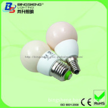 Hot sales T2 5W sphere energy saving lamp
