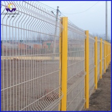 OEM for Triangle Bending Fence Curved Trellis Fence Panels export to United States Minor Outlying Islands Importers
