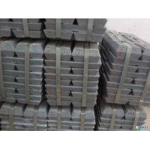 Lingotes de zinco 99,99% Preço competitivo