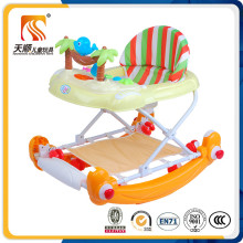 Neues Modell New PP Poly Propylen Baby Walker mit Rocker