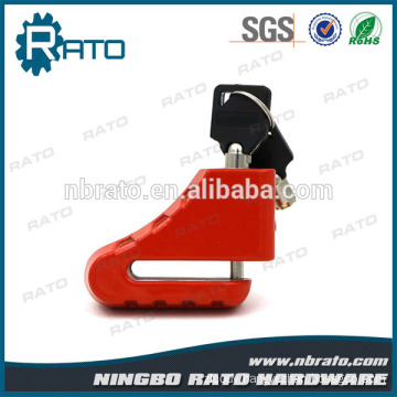 Available Metal Bicycle Disc Brake Lock with Two Keys