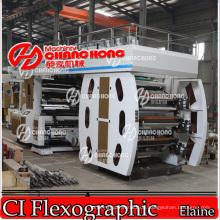 Jumbo Roll BOPP Film Flexo Druckmaschinen