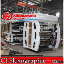 Jumbo Roll BOPP Film Flexo Printing Machinery