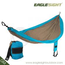 High-Quality Compressed Parachute Nylon Hammock