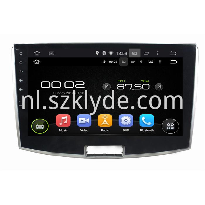 VW smart system Car Multimedia Player