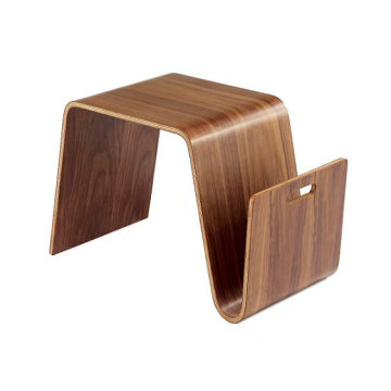 Mid Side Modern Scando Contraplacado Side Table