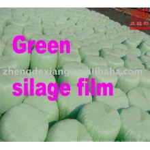 Excelente calidad de uso de la agricultura Ensilaje Film-25micx500mmx1800m y 25micx750mmx1500m