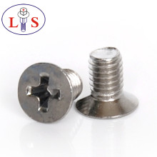 Ss 304 Countersunk Head Hexagonal Socket Bolt with High Quality