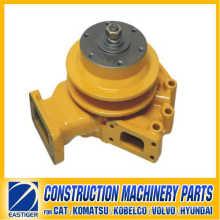 6130-62-1110 Bomba de agua S4d130 / Ls210 / K30 Komatsu Motor de la construcción Piezas del motor