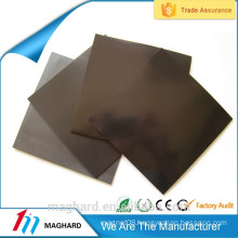 Flexible Rubber Coated Color Fridge Magnet Rubber Magnets