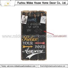 Panneau vintage pour décoration intérieure