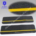 Safe Skateboard anti slip tape black yellow