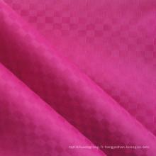 Tissu en nylon d'échiquier Oxford