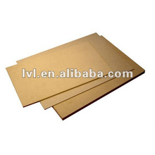 Plain mdf board 1220 * 2440 * 6mm