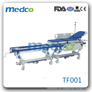 Anbindung der Transportkrankenwagen Krankenhausstretcher TF001