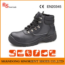 Oil and Acid Resistant Formal Safety Shoes RS723